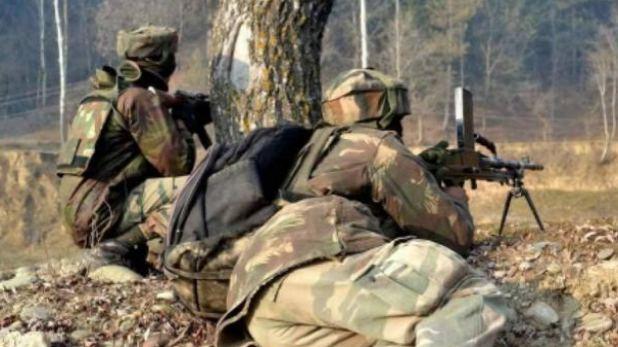 pulwama attack, राजौरी सेक्टर में बम डिफ्यूज करने गए मेजर शहीद