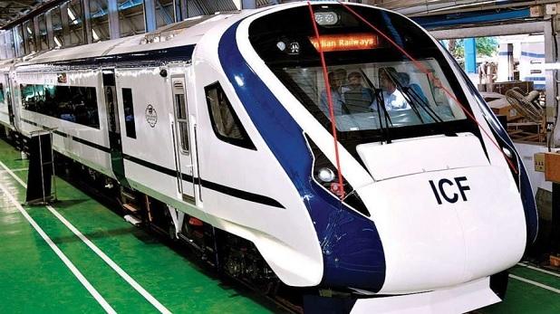"""first-engine-less-train, """"वन्दे भारत"""" देश की पहली इंजन-लेस ट्रेन, PM मोदी दिखाएंगे हरी झंडी"""