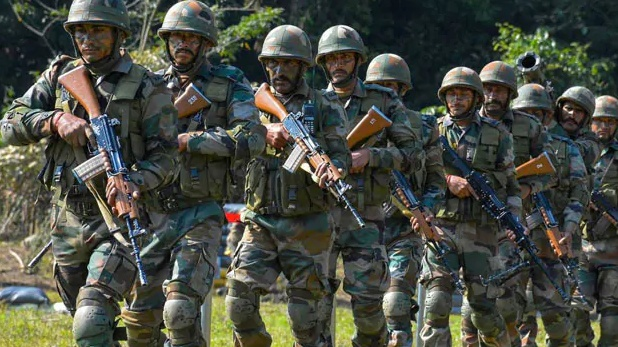 Indian Army, Pakistan Army, सेना