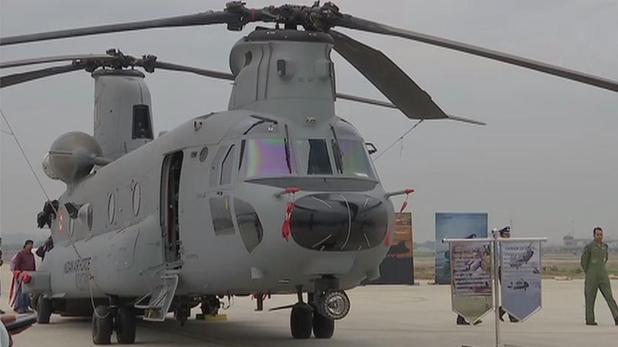 chinook, आज से भारत की हवाई ताकत दोगुनी, 'चिनूक' देखकर सूंघा चीन-पाकिस्तान को सांप