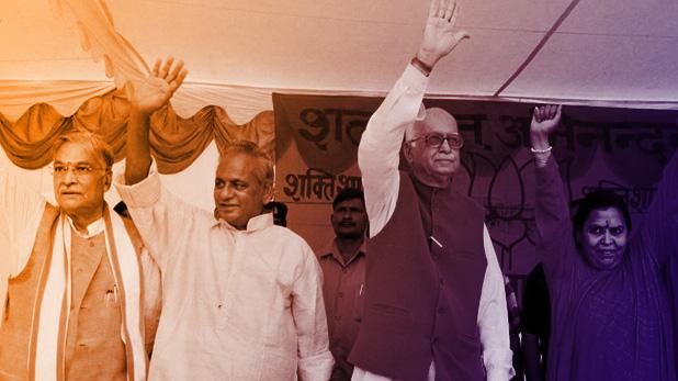 murli manohar joshi, 75 साल तक संघ-बीजेपी के हर उतार-चढ़ाव को देखने वाले इस नेता की पारी 2019 में होगी खत्म?