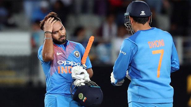 धोनी ऋषभ पंत, टीम इंडिया के चीफ सेलेक्टर का बड़ा बयान, 'धोनी से बात कर ली है, अब हम सिर्फ ऋषभ पंत पर ध्यान देंगे'