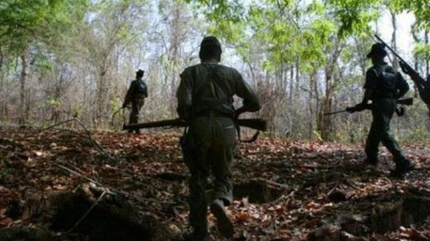 chhattisgarh naxal attack, छत्तीसगढ़ के सुकमा में मुठभेड़ के दौरान चार नक्सली ढेर