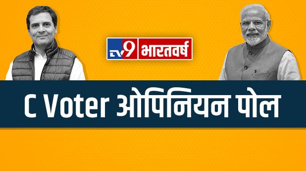 tv9bharatvarsh cvoters opinion Poll, टीवी9भारतवर्ष-सी वोटर ओपिनियन पोल: यूपी में बीजेपी को भारी नुकसान तो बंगाल में फायदा