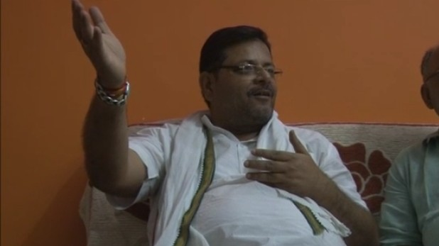 विनय पांडे, CM योगी पर आपत्तिजनक टिप्पणी करने वाले कांग्रेस प्रत्याशी पर FIR दर्ज