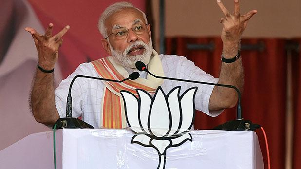 पीएम मोदी, राहुल पर मोदी का पलटवार, कहा- पिछड़ा होने के कारण मुझे दी जा रहीं गालियां