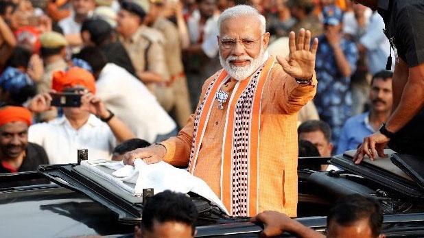 , 'ममता मेरे लिए पत्थरों की बात करती हैं, थप्पड़ों की बात करती हैं'- PM मोदी ने बंगाल में बोला हमला