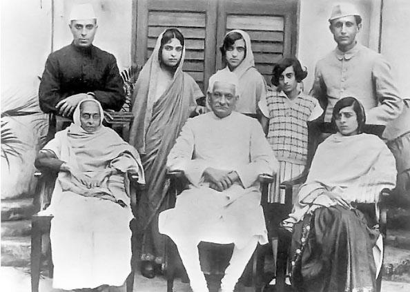 जवाहरलाल नेहरू, क्या जवाहर लाल नेहरू के पूर्वज मुगल थे, आखिर वह नेहरू कैसे बने?