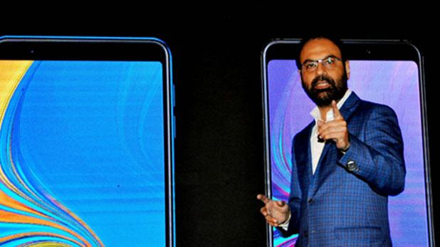 Samsung Galaxy A70, Samsung Galaxy A70 भारत में लॉन्च, जानें क्या है खास