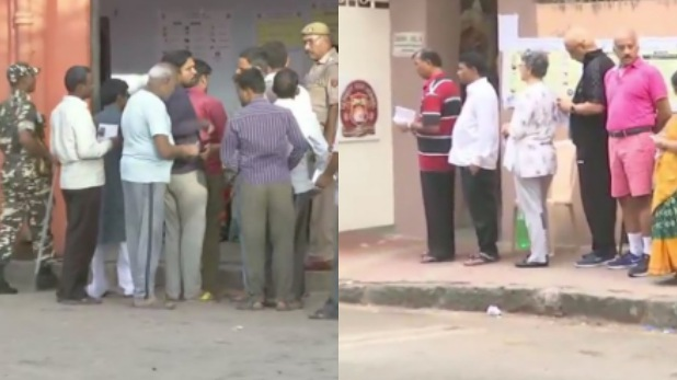 ludhiyana election news, वोट डालते समय खींची सेल्फी, पुलिस ने किया गिरफ्तार, आप भी न करें ऐसी गलती