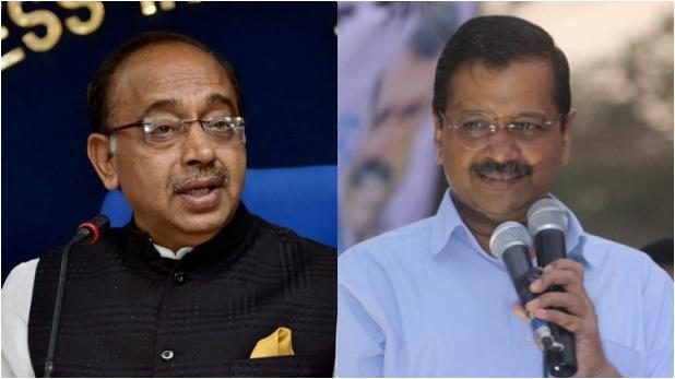 विजय गोयल, AAP के 7 नहीं बल्कि 14 विधायक पार्टी छोड़ना चाहते हैं: विजय गोयल