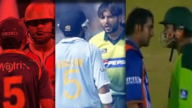 गौतम गंभीर, क्रिकेट के मैदान पर अक्सर बेकाबू होते रहे हैं गौतम गंभीर, देखें ये चार वीडियो