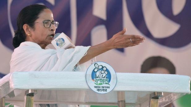 Mamata Banerjee, अमित शाह क्या भगवान हैं जो उनके खिलाफ कोई प्रदर्शन नहीं कर सकता: CM ममता बनर्जी