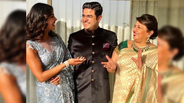priyanka chopra brother marriage, प्रियंका के भाई सिद्धार्थ की इशिता से टूटी शादी, मां मधू ने किया कन्फर्म