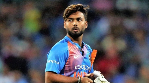 rishabh pant indian cricket team bcci nca national cricket academy