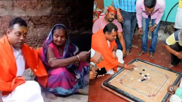 Sambit Patra, कभी चूल्हे पर पकी रोटी खाई, कभी खेला कैरम; पुरी से फिर भी हार गए संबित पात्रा
