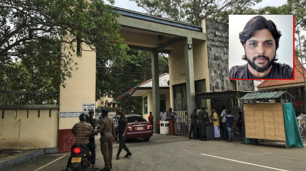 Sri Lanka Blast, श्रीलंका में भारतीय पत्रकार गिरफ्तार, बम धमाकों के बाद कवरेज पर गया था