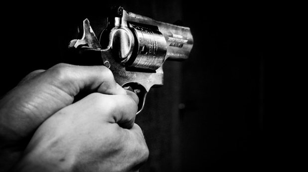 दिल्ली, दिल्ली: पुलिस और बदमाश के बीच मुठभेड़, इनामी शॉर्प शूटर गिरफ्तार