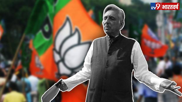 manishankar ayyar, मणिशंकर के लौटने पर कांग्रेस से ज्यादा लहालोट हुई बीजेपी! सोशल मीडिया पर भव्य स्वागत!!