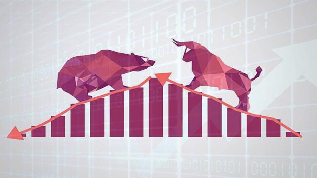 sensex, एक्ज़िट पोल के असर में 10 साल की सबसे बड़ी बढ़त के साथ बंद हुआ बाज़ार