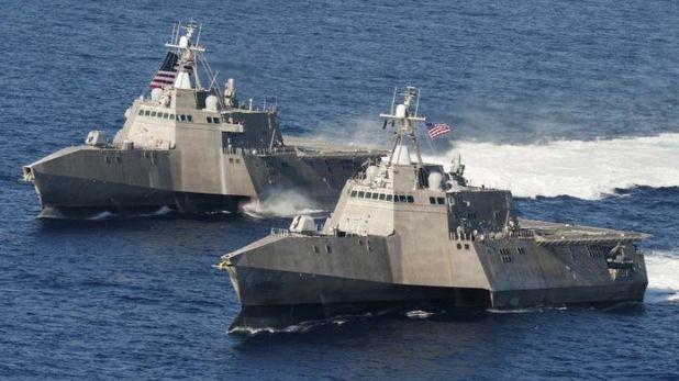 ईरान, जरूरत पड़ी तो समुद्र में डुबो देंगे अमेरिकी जहाज, ईरान ने दी चेतावनी