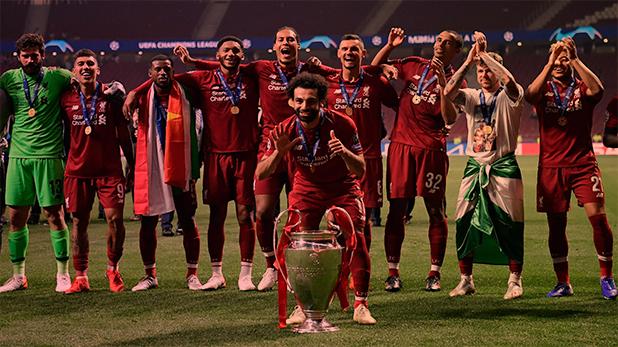 champions league, लीवरपूल ने नहीं दोहराई पिछले साल की गलती, छठी बार चैंपियंस लीग पर जमाया कब्ज़ा