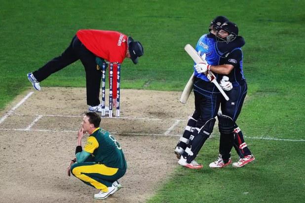 दक्षिण अफ्रीका, न्यूजीलैंड ने दोहराया इतिहास, फिर 4 विकेट के अंतर से टूटा दक्षिण अफ्रीका का विश्व विजेता बनने का सपना