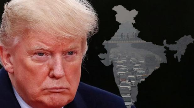 Climate Change, 'शहरों में सांस तक नहीं ले सकते', डोनाल्ड ट्रंप ने भारत पर फोड़ा जलवायु परिवर्तन का ठीकरा