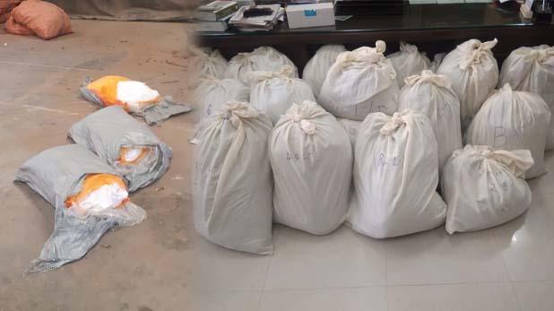 drugs smuggling, दिल्ली में ड्रग तस्करी का भंडाफोड़, 600 करोड़ की हेरोइन बरामद