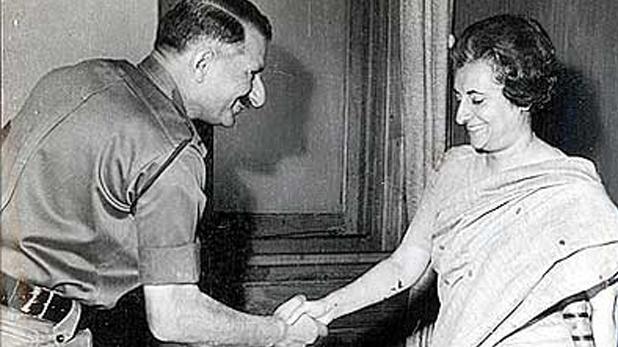 इंदिरा गांधी फील्ड मार्शल मानेकशॉ, आंतों, जिगर और गुर्दों में सात गोलियां खाने वाले मानेकशॉ की बहादुरी को सलाम, पढ़ें दिलचस्प किस्से