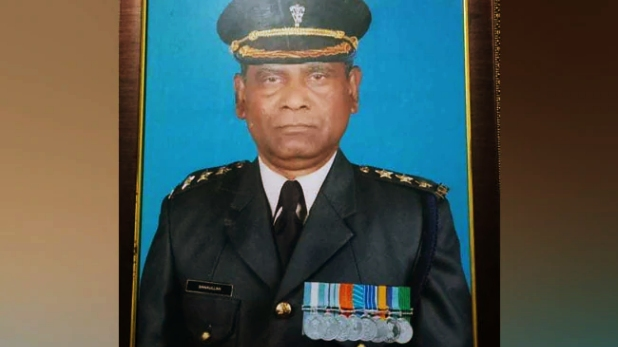 NRC Indian Army, Mohammad Sanaulla, Former Soldier