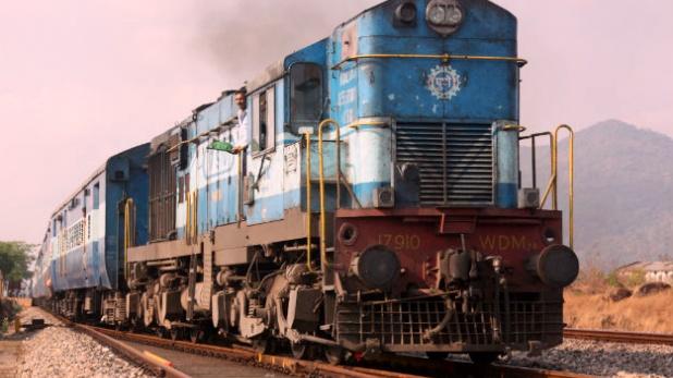 train, राजस्थान: महिला के ऊपर से गुजर गई ट्रेन, नहीं आई एक भी खरोंच