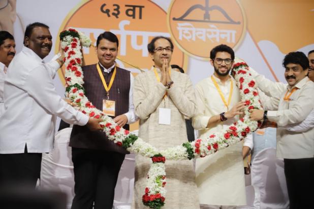 Shiv Sena, महाराष्ट्र में शिवसेना का होगा अगला सीएम, स्थापना दिवस पर लिया संकल्प