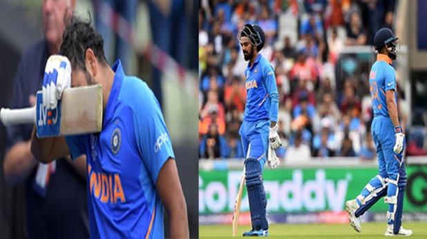 , India vs New Zealand: रोहित, कोहली, राहुल ने टीम इंडिया के नाम जोड़ा शर्मनाक रिकॉर्ड