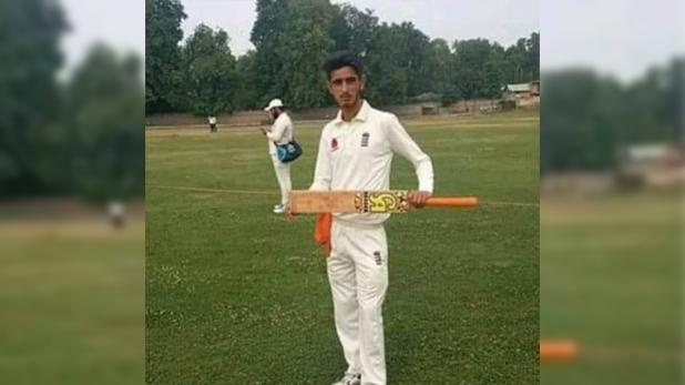 , गर्दन के नाजुक हिस्से में लगी गेंद, अस्पताल पहुंचने से पहले युवा क्रिकेटर की मौत