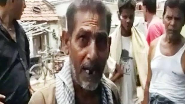 jamtara jai shree ram, कार सवारों ने कहा, बोलो 'जय श्री राम', ठेले वाले ने सुना दी रामायण की चौपाई