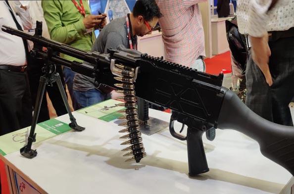 police expo delhi, PHOTO: इन तमाम हाई टेक हथियारों और टेक्नॉलजी से लैस होंगी इंडियन फोर्सेज