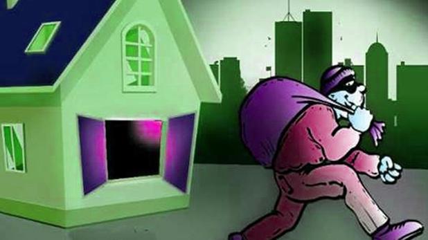 , चोर हो तो ऐसा! एक ही घर में चोरी कर-करके करोड़पति बन गया नौकर
