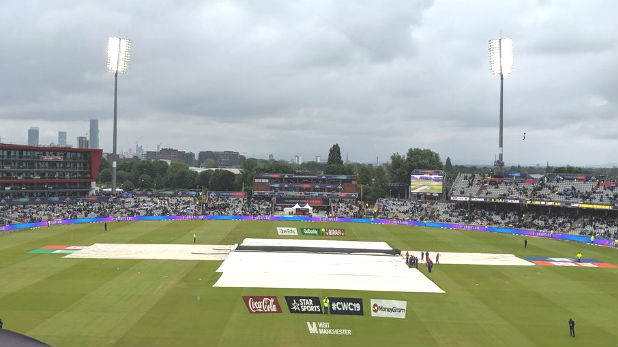 , IND vs NZ: बारिश के कारण मैच टला, रिजर्व डे पर इसी स्कोर से न्यूजीलैंड करेगी शुरुआत