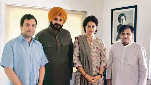 Navjot Singh Sidhu, व्यंग्य: मंत्री पद से इस्तीफे के बाद बेरोजगार हुए सिद्धू क्या कपिल शर्मा के शो में वापस जाएंगे?