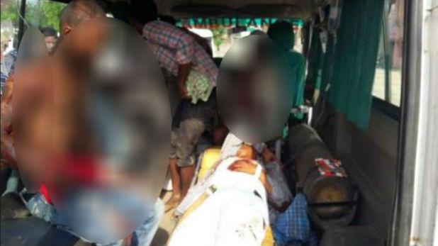 Sonbhadra case, सोनभद्र नरसंहार: मुख्य आरोपी 'ग्राम प्रधान' यज्ञदत्त भुर्तिया गिरफ्तार
