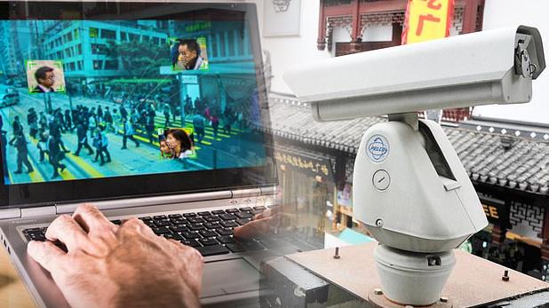 सर्विलांस, सर्विलांस स्टेट बन चुका है चीन, हर दो लोगों पर नजर रखने के लिए एक CCTV