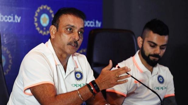 Team India Coach, कोच के लिए रवि शास्त्री की तरफदारी कर विराट कोहली ने तोड़ा प्रोटोकॉल?