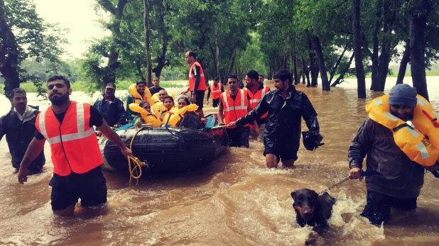 Sangli Floods, NDRF, NDRF News, NDRF Boat, Sangli Floods, Sangli NDRF accident, Sangli NDRF Boat Accident