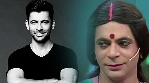 Sunil Grover Rinku Bhabhi, फिर रिंकू भाभी के किरदार में दिखे सुनील ग्रोवर, खूब वायरल हो रहा वीडियो