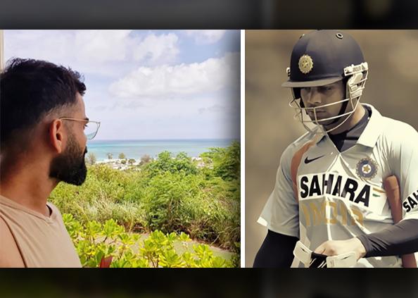 Virat Kohli 11 years Cricket, एंग्री यंग क्रिकेटर से वर्ल्ड के बेस्ट बैट्समैन तक, तस्वीरों में विराट कोहली के 11 साल