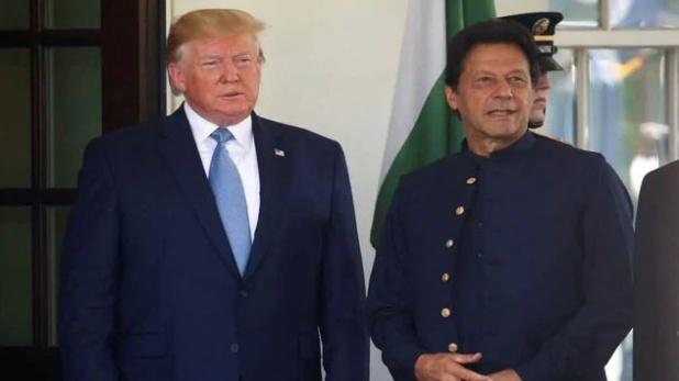 India-Pak Dialogue On Kashmir, जम्मू-कश्मीर मसले पर अमेरिका ने बनाई दूरी, पाक को दी भारत से बातचीत कर मामला सुलझाने की सलाह