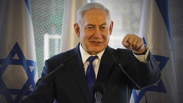 बेंजामिन नेतन्याहू, हमास ने दागे रॉकेट तो बेंजामिन नेतन्याहू को रोकनी पड़ी रैली, फिर इजरायल ने उठाया ये कदम