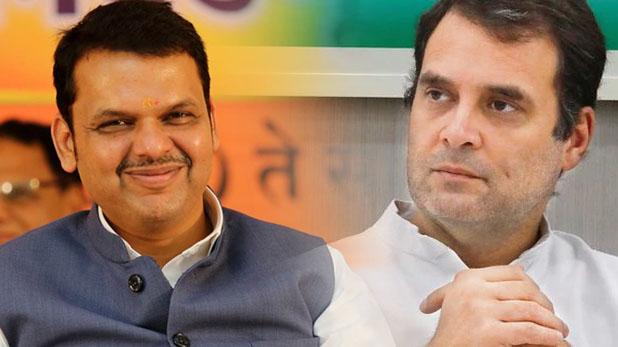 Devendra Fadnavis over EVM issue, सीएम देवेन्द्र फडणवीस ने कांग्रेस को क्यों बताया मंदबुद्धि बच्चा?