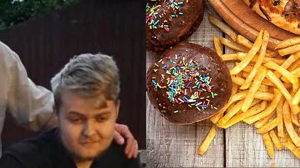 blind from junk food, 10 साल तक खाए सिर्फ चिप्स और जंक फूड, चली गई आंखों की रोशनी